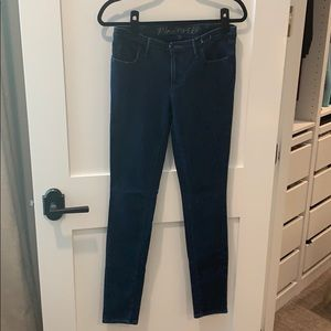 Made well skinny jeans